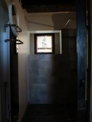 celine le marhadour, vitrail, vitraux, millau, castelnau pegatrols